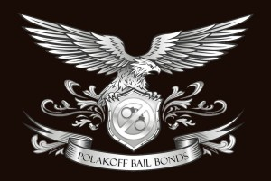 Polakoff-Bail-Bonds-Logo In Black