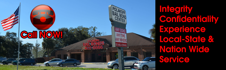 Polakoff Bail Bonds Orlando Forms
